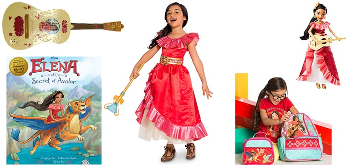"""Disney """"Elena of Avalor"""" Products Make Their Royal Debut! 6"""