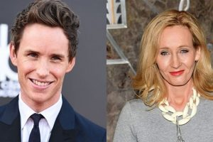 J.K. Rowling & Eddie Redmayne Share Schedule Of Charity Screening For 'Fantastic Beats'