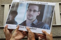 Edward Snowden Seeking Protection