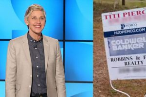 Ellen DeGeneres Targeted By Lawsuit After Poking Fun At Real Estate Agent's Name