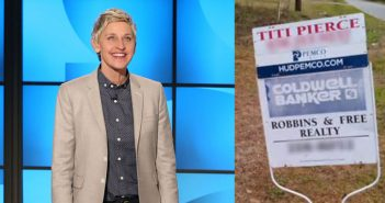 Ellen DeGenere served lawsuit by Titi Pearce