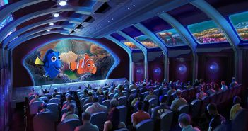 FINDING DORY for Low-Vision and Blind Audiences in Movie Theater