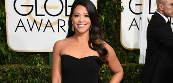 Gina Rodriguez Has Wins Best Celebrity Ever Status After Gifting Her Golden Globes Dress To Fan For Prom
