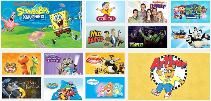 Netflix Movies For Kids And Seasons Spice