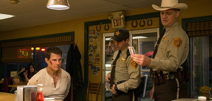 JACK REACHER: NEVER GO BACK - Trailer 2