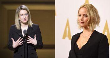 Jennifer Lawrence to play Theranos founder Elizabeth Holmes