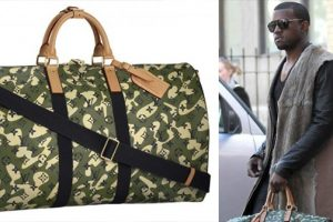 Kanye's Legendary Louis Vuitton Bag Released For Sale