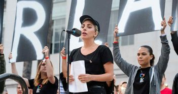 Lady Gaga Delivers Tribute to Orlando Shooting Victims