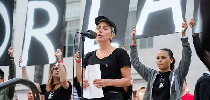 Lady Gaga Delivers Heartfelt Speech In Tribute To Orlando Shooting Victims