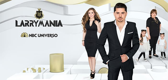"""NBC UNIVERSO's Hit Reality Series """"Larrymanía"""" Returns For A Fifth Season On Sunday, July 17th At 9PM ET/8C 6"""
