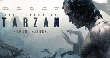 Legend Of Tarzan First Trailer