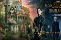 MISS PEREGRINE'S HOME FOR PECULIAR CHILDREN -banner