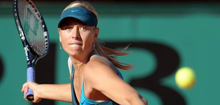 Doping Charges Sees Maria Sharapova Suspended For 2 Years