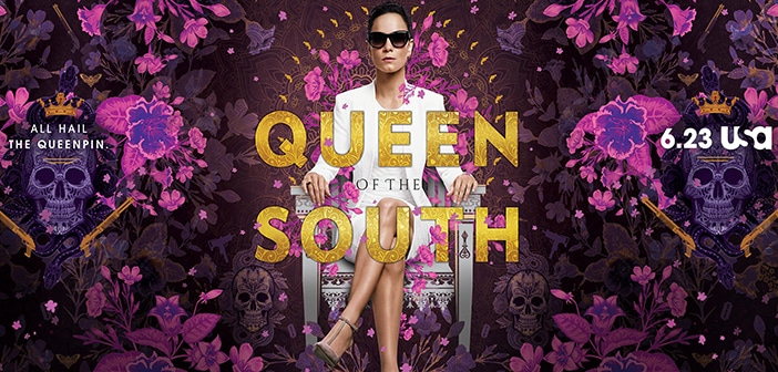 TODAY - SERIES PREMIERE OF QUEEN OF THE SOUTH 2