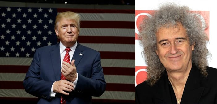 "Queen's Guitarist Brian May Wants Donald Trump To Stop Using ""We Are the Champions"" As His Theme"