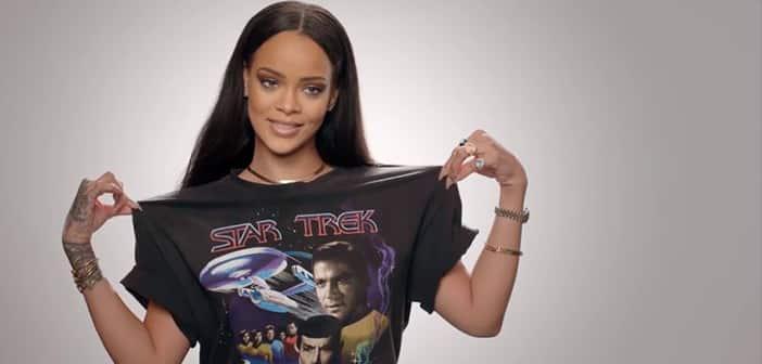"""STAR TREK BEYOND - Rihanna's Inspiration for """"Sledgehammer"""""""