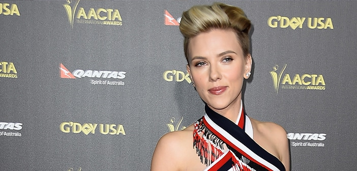 Scarlett Johansson Becomes The Highest-Grossing Actress In History