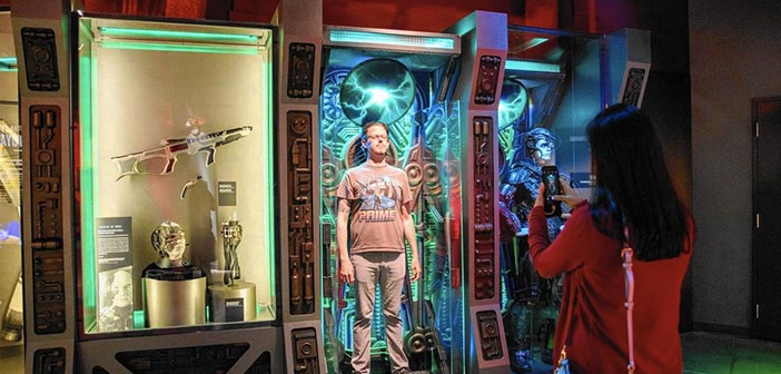 Star Trek Interactive Installation Reveals How Close Reality Has Come To Sci-Fi