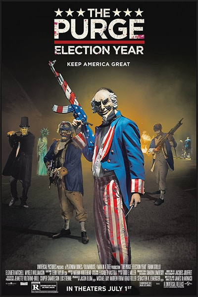 The Purge - election Year - Poster