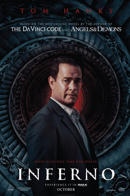 The inferno cinema Poster