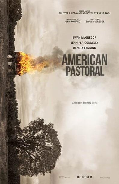 american pastoral poster