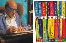 author Road Dahl