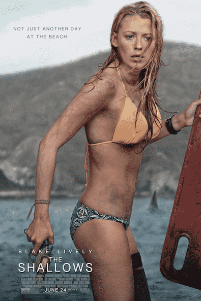 blake lively  the shallows final poster