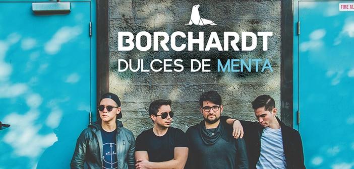 "Borchardt Mexican band presents their debut album ""Dulces de Menta"" 1"