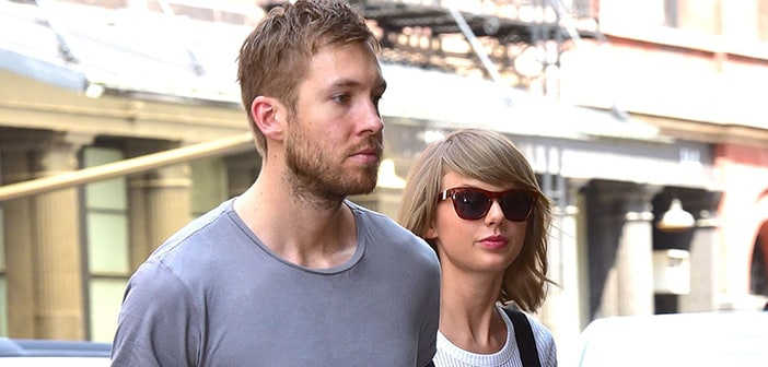 Couple Taylor Swift and Calvin Harris Officially Over After Dating for a Year