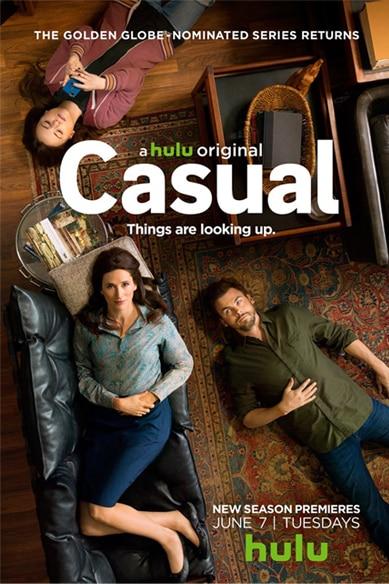casual season 2 promo poster