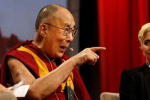 Lady Gaga Forbidden Entry Into China for Meeting The Dalai Lama 3