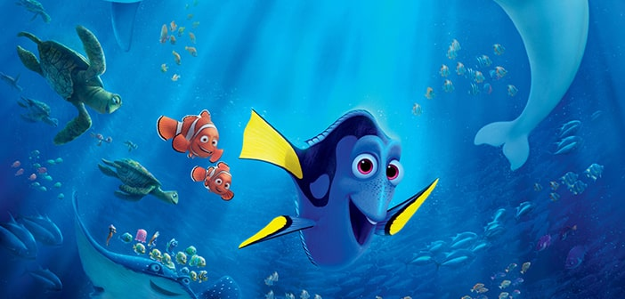 An Ocean Of Movie Goers Swam Into Theaters To Get 'Finding Dory' $136M In Opening Weekend