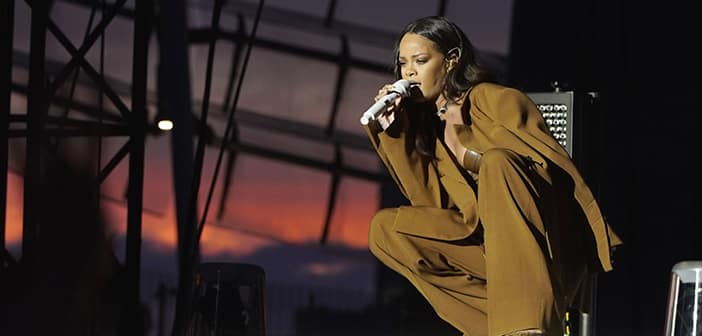 Outcry Of Fan Support Surges After Rihanna Becomes Emotional Mid-Song At Dublin Concert