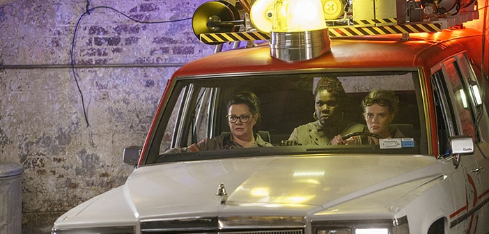 CLOSED--GHOSTBUSTERS - Advanced Screening Giveaway 1