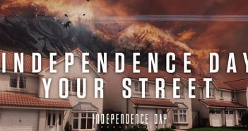 independence day my street