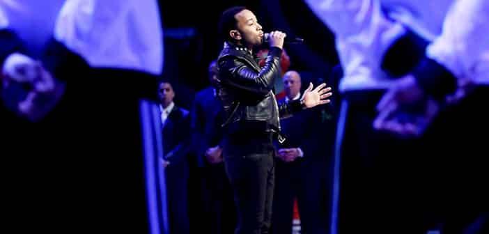 John Legend Scheduled To Kickstart NBA Finals With National Anthem