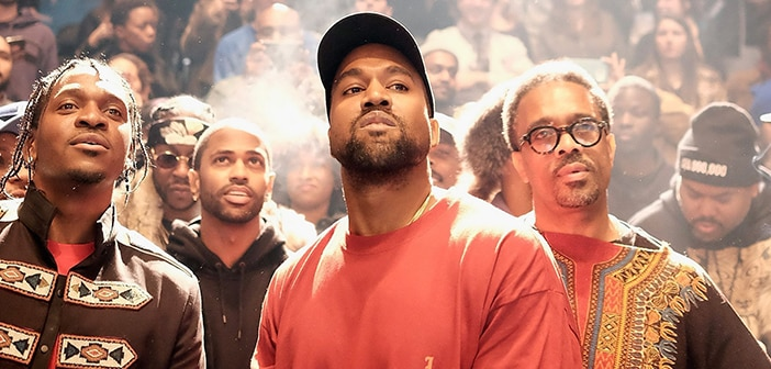 Kanye West Announces The Saint Pablo Tour 2