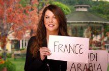 Lauren Graham announces Gilmore Girls going Global