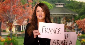 Lauren Graham announces Gilmore Girls going Global