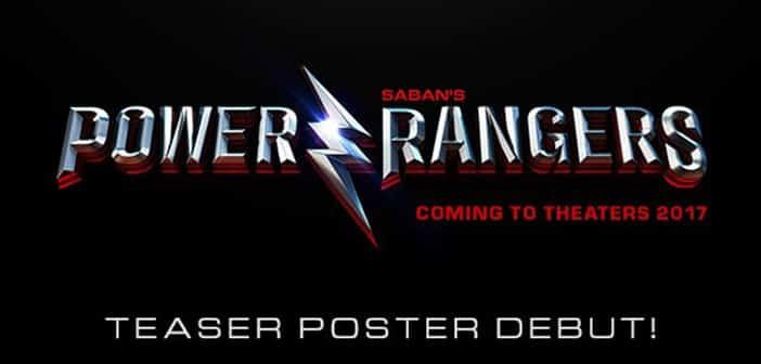 POWER RANGERS  - Teaser Poster Debut 2