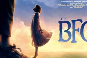 CLOSED-- THE BFG - Advanced Screening Giveaway 1