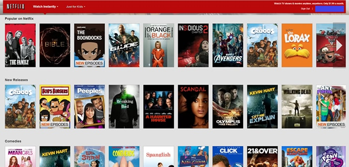 Netflix Knows Exactly What You've Been Watching 2