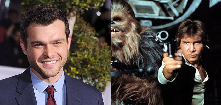 Alden Ehrenreich Has Finalized His Contract For The Role Of A Young Han Solo