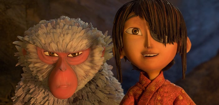KUBO AND THE TWO STRINGS  -  New Trailer (#4) 2
