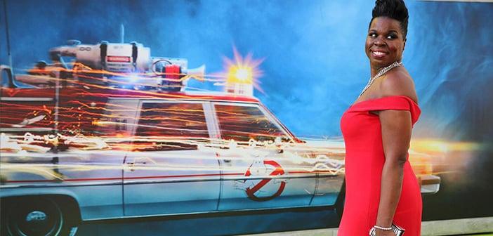 Leslie Jones Drops Twitter After Leaving Rant Calling Shaming Racist 'Ghostbusters' Trolls on