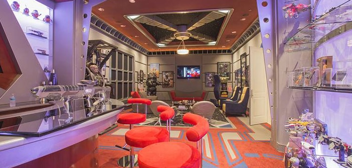 Fan Spent Over $1M To Turn Home Theater Into The A Star Trek Paradise 1