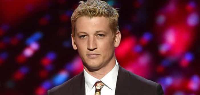 Actor Miles Teller Bashed On Social Media After Debuting New Blond 'Do At The ESPY Awards