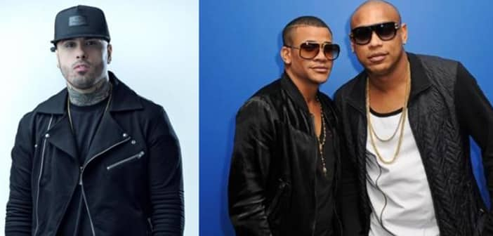 Congratulations To Nicky Jam and Gente De Zona, Big Winners at Univision's 2016 Premios Juventud