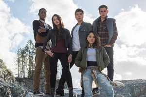 Check Out These Images Highlighting The Cast Taking Part In 2017's Reboot Of The Original Power Rangers 9