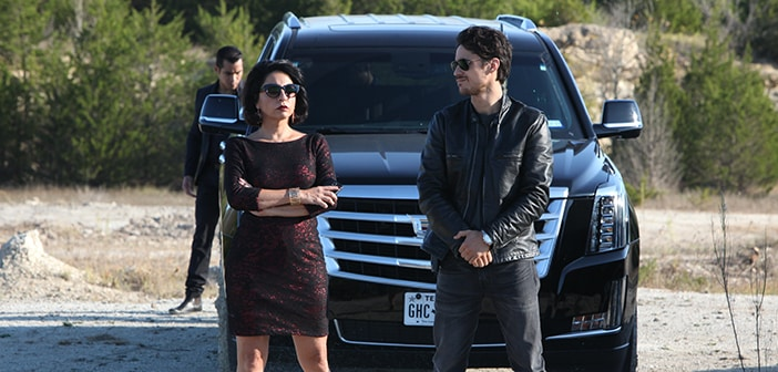 "TUNE IN:  ""Liria De Los Valles"" THIS WEEK ON QUEEN OF THE SOUTH"